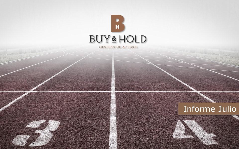 Buy&Hold Informe Julio